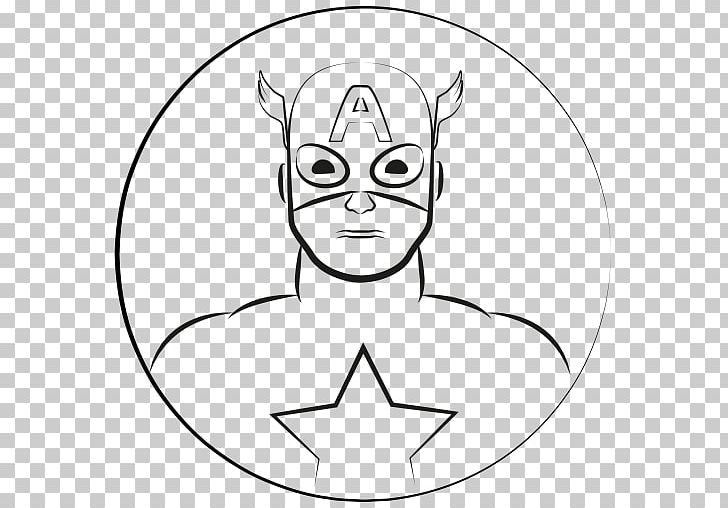 Captain america face clipart black and white banner royalty free download Captain America Computer Icons Hulk Avatar PNG, Clipart, Area, Arm ... banner royalty free download