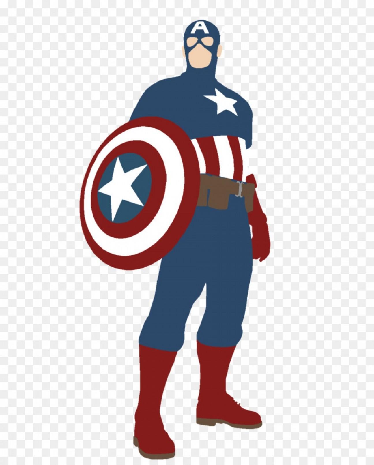 Captain america iron man clipart banner library download Png Captain America Iron Man Spider Man Superhero Silh | CQRecords banner library download