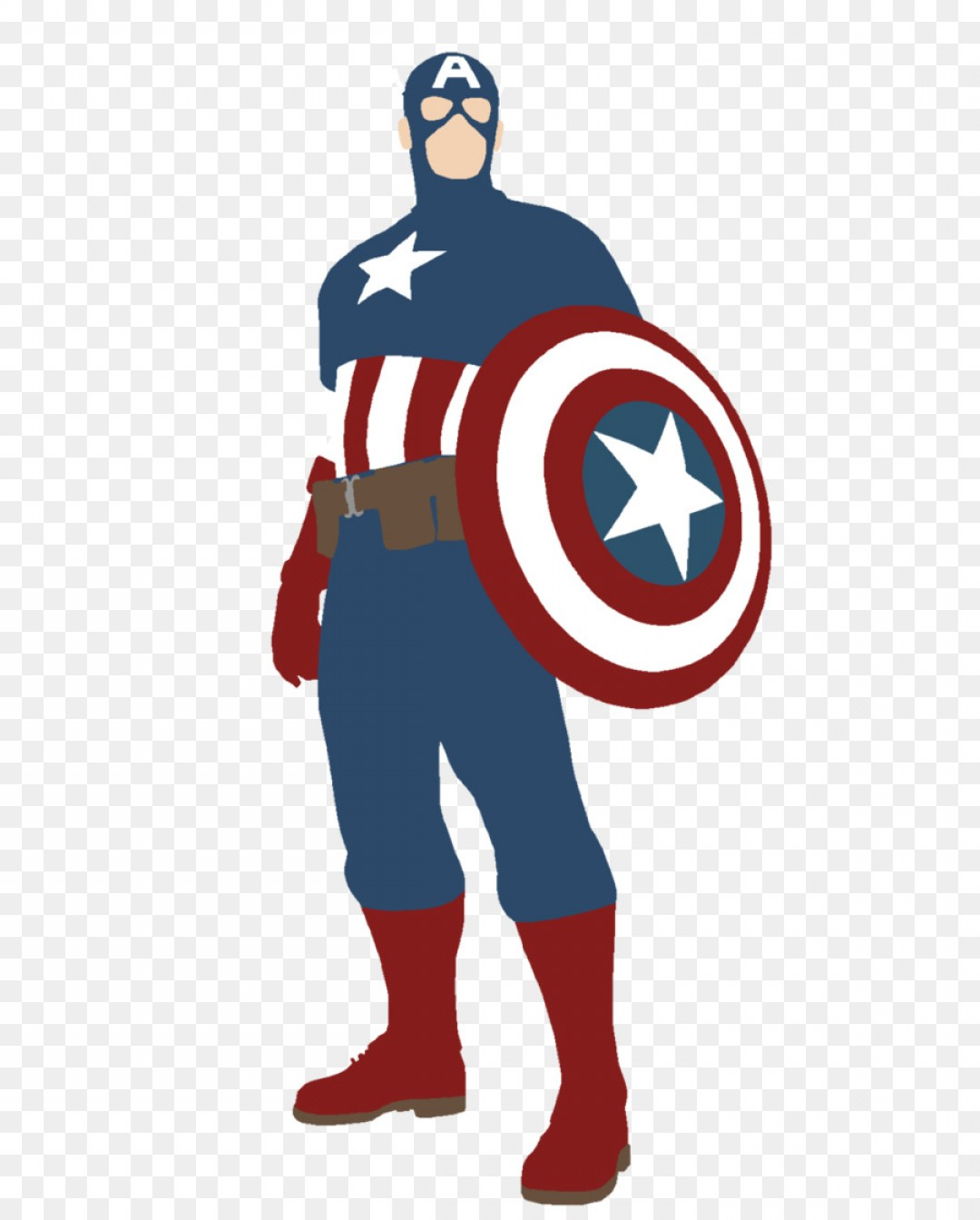 Captain america iron man clipart image Png Captain America Iron Man Spider Man Superhero Silh | SOIDERGI image