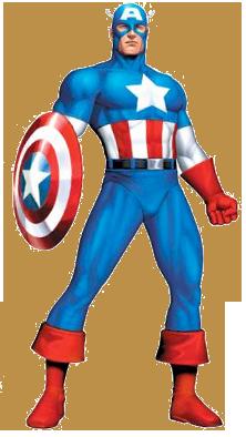 Captain marvel clipart png Captain America Clipart - Clipart Kid png