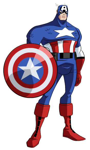 Captain marvel clipart picture royalty free Avengers Clipart | Free Download Clip Art | Free Clip Art | on ... picture royalty free