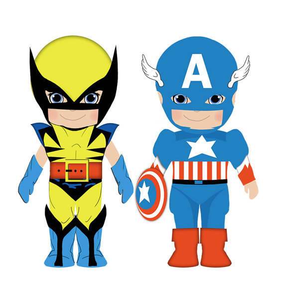 Captain marvel clipart picture freeuse download Captain America Clip Art - ClipArt Best picture freeuse download