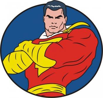 Captain marvel clipart graphic transparent download Captain marvel logo clipart - ClipartFest graphic transparent download