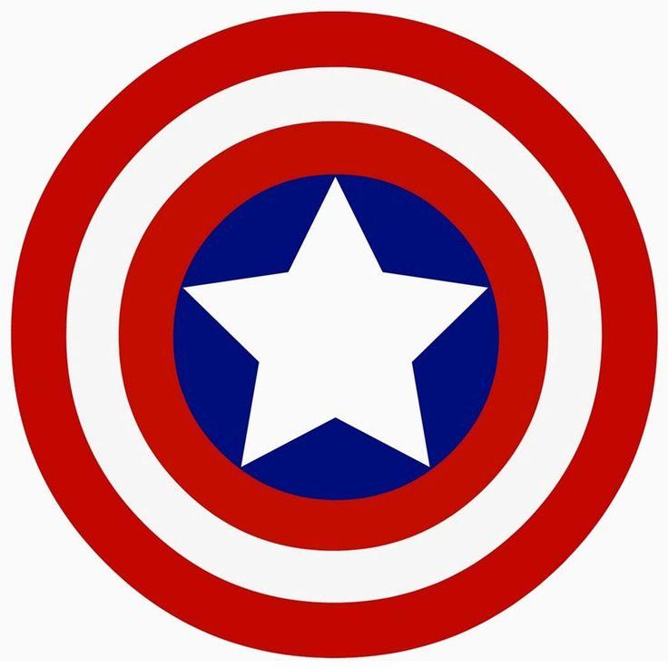Captain marvel logo clipart image Captain America Clip | Free Download Clip Art | Free Clip Art | on ... image