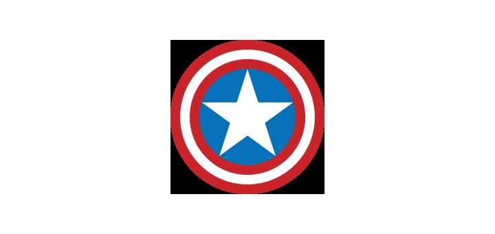 Captain marvel logo clipart image transparent Captain America Logo Png - ClipArt Best image transparent