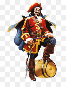 Captain morgan silhouette clipart black and white stock Captain Morgan clipart - 4 Captain Morgan clip art black and white stock