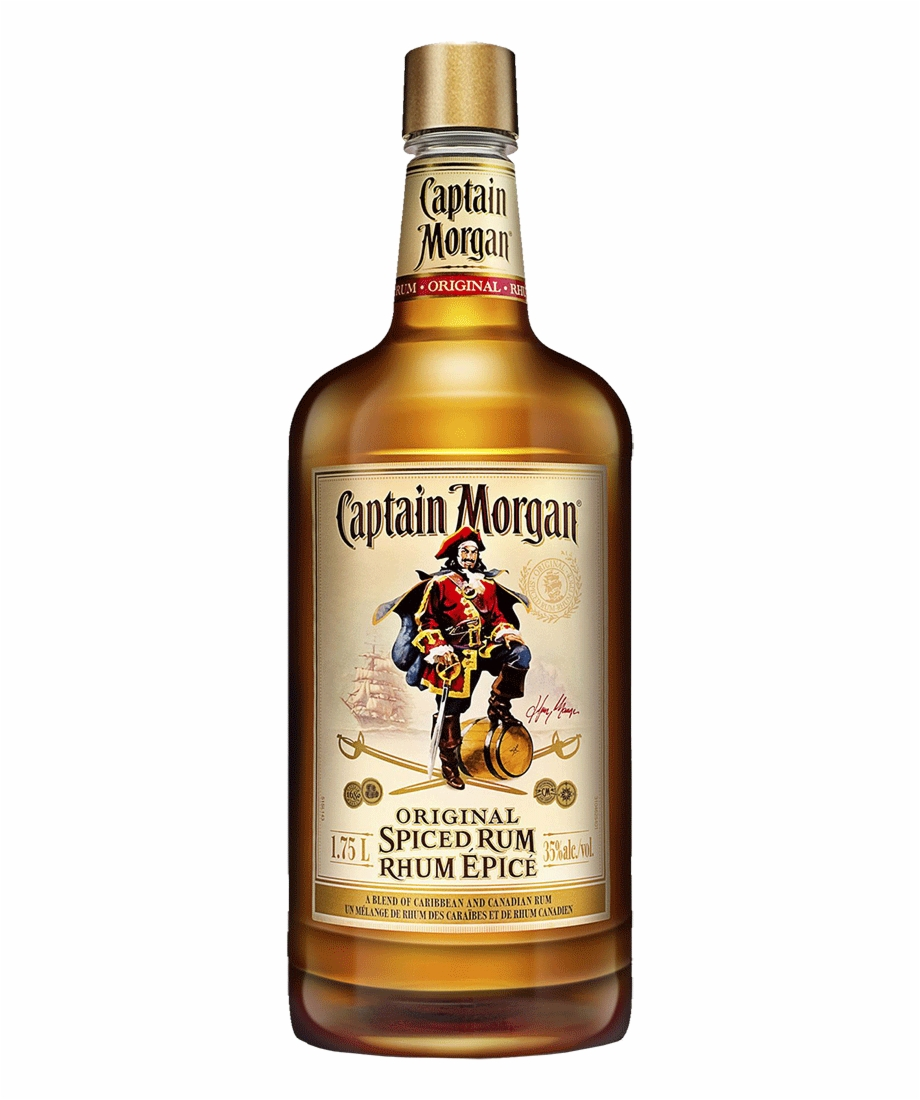 Captain morgan silhouette clipart picture royalty free Captain Morgan Original Spiced Rum - Captain Morgan Free PNG Images ... picture royalty free