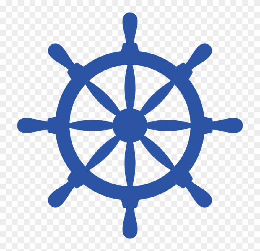 Captains wheel clipart graphic transparent stock Boat Wheel Cliparts - Clip Art Ship Wheel - Png Download (#1292611 ... graphic transparent stock