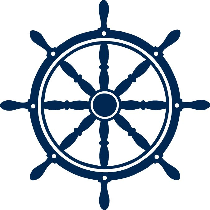 Captains wheel clipart picture royalty free download The helm (boat wheel) in our logo | Our Products | Wheel tattoo ... picture royalty free download