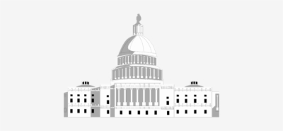 Captial building clipart black and white clipart library stock capitol building , Free png download - requitix.io clipart library stock