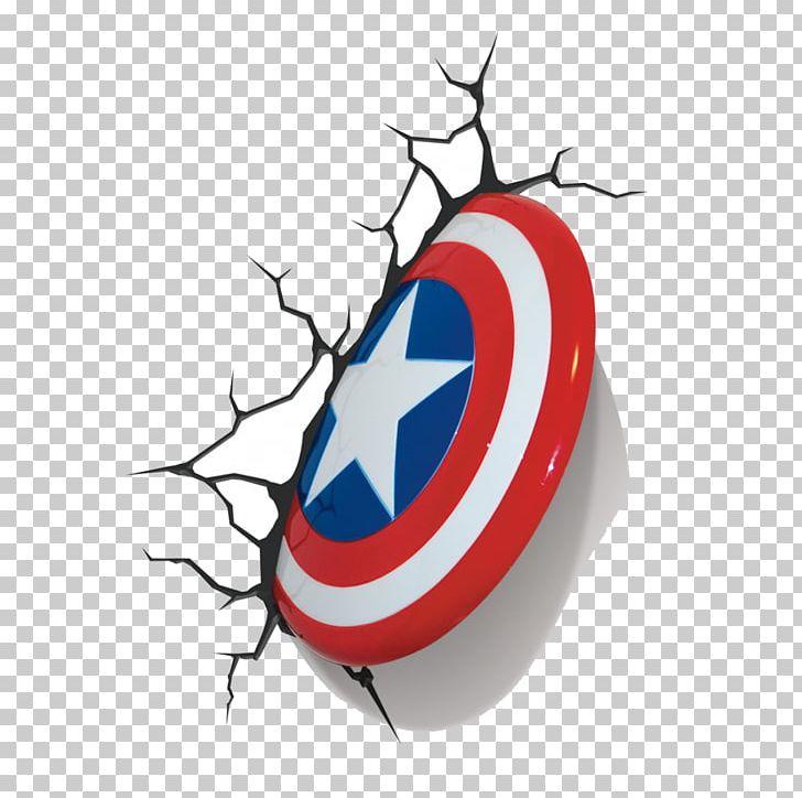 Captian americas sheild clipart banner freeuse library Captain America\'s Shield Light Marvel Comics Wall PNG, Clipart ... banner freeuse library