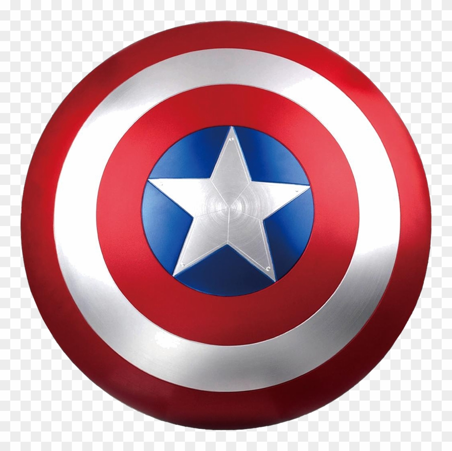 Hi res shield clipart oval image transparent download Captain America - Captain America The Shield Clipart (#3314838 ... image transparent download