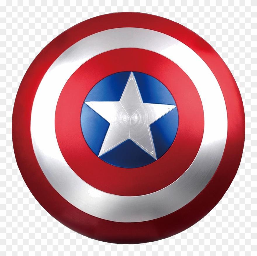 Captian americas sheild clipart clipart freeuse download Captain America - Captain America The Shield Clipart (#3314838 ... clipart freeuse download