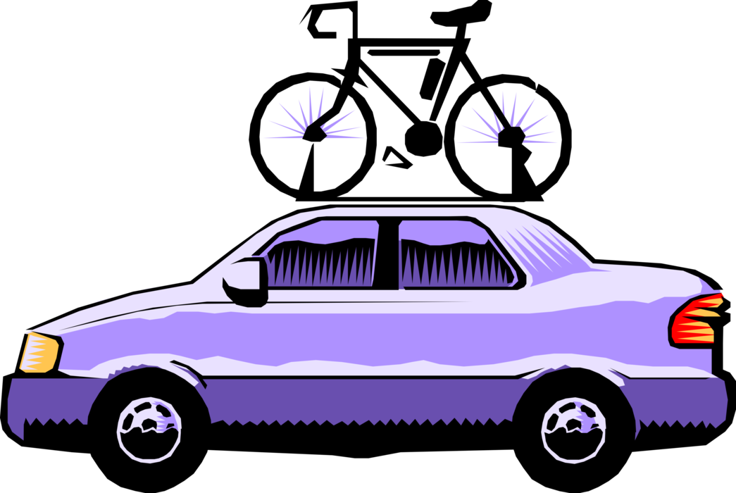 Car and bike clipart graphic transparent library Auto Vector Motors - Bike On Car Clipart , Transparent Cartoon - Jing.fm graphic transparent library