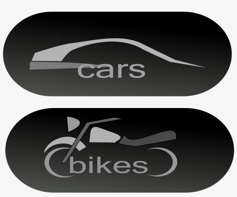 Car and bike clipart graphic library stock Bike Clipart Vehicle - Bike And Car Png - 2400x2100 PNG Download ... graphic library stock