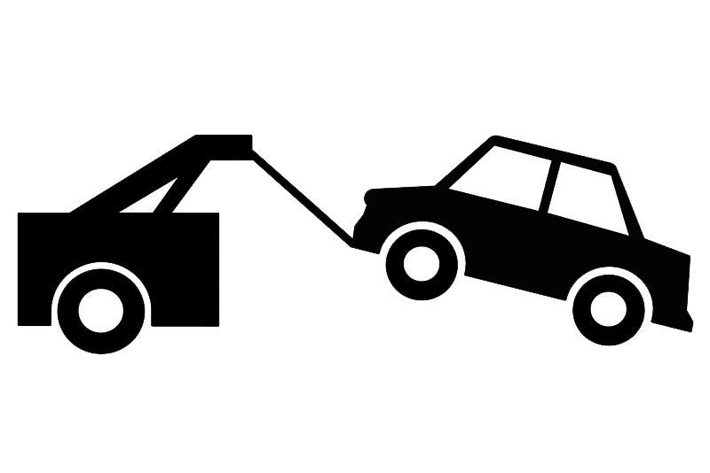 Car towing clipart picture transparent stock Fort Worth Towing Companies Can Help You Get Back On The Road Again ... picture transparent stock