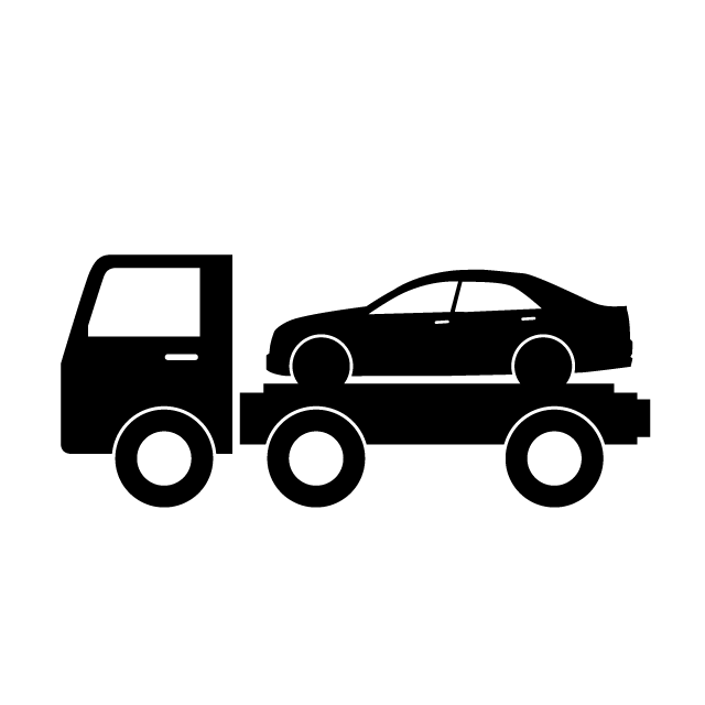 Car parking clipart graphic library Tow Truck Silhouette at GetDrawings.com | Free for personal use Tow ... graphic library