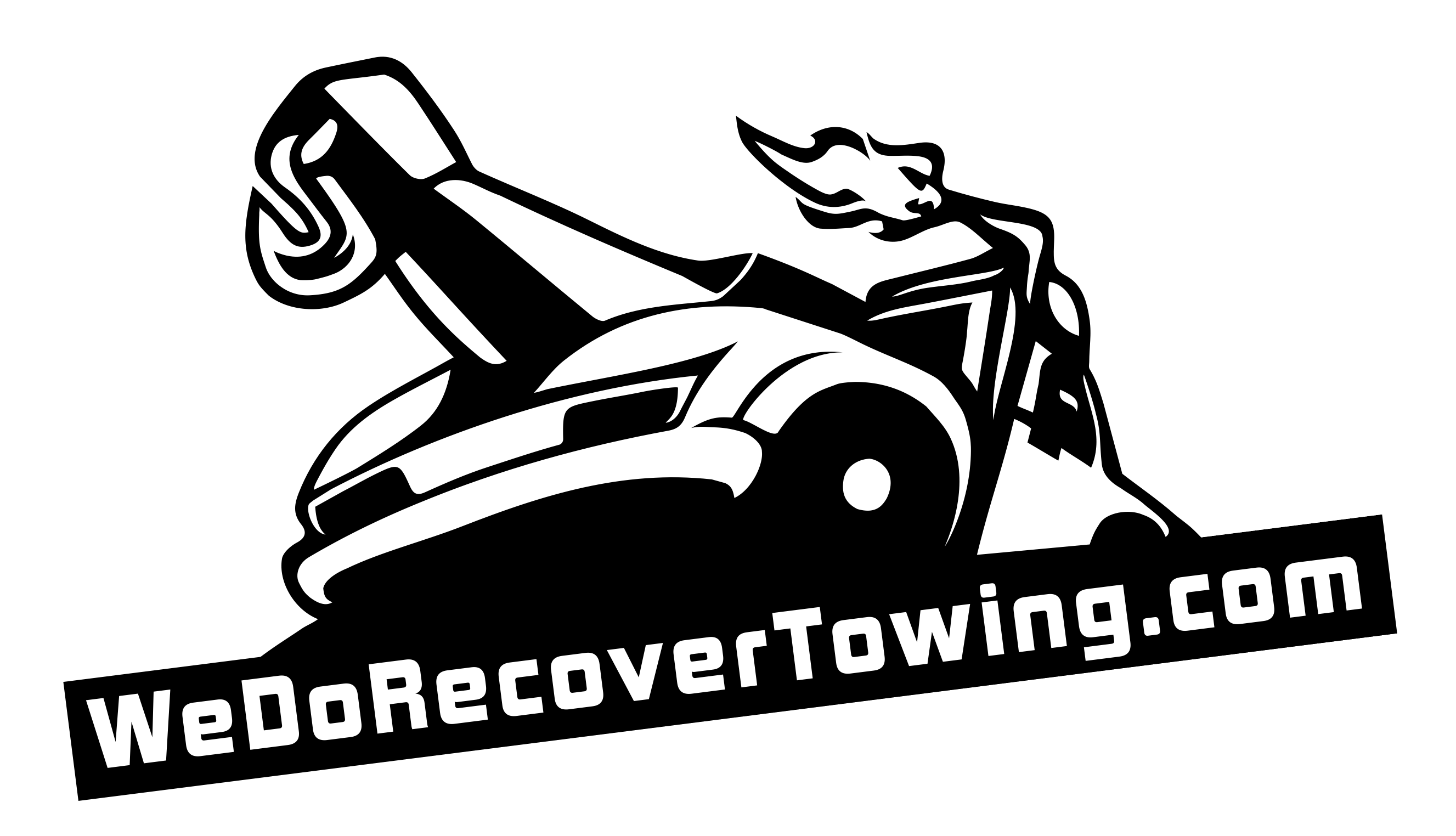Clipart tow truck towing a car banner stock Aldergrove Scrap Car Removal | Scrap Car Removal & Towing banner stock