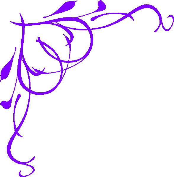 Car border clipart svg freeuse download Vine Heart Purple Clip Art at Clker.com - vector clip art online ... svg freeuse download
