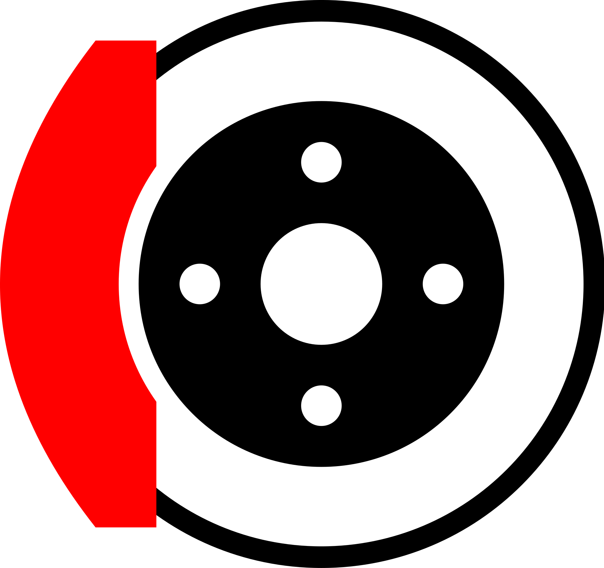 Car brake clipart picture black and white File:Car brake icon.svg - Wikimedia Commons picture black and white