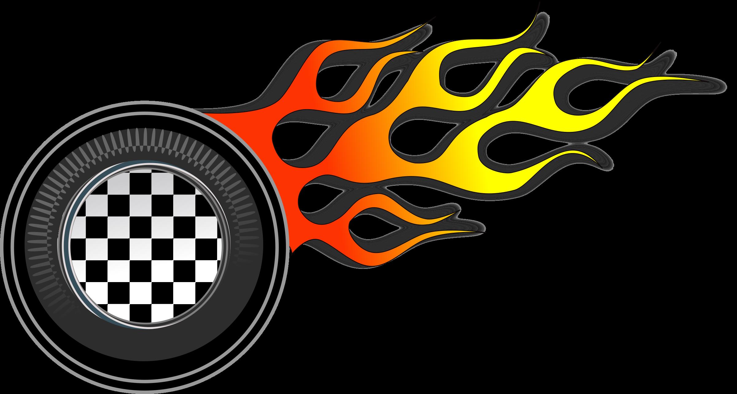 Car burnout clipart png transparent download Clipart - Racing Wheel png transparent download
