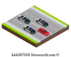 Car chase clipart jpg library library Car chase Clip Art Vector Graphics. 46 car chase EPS clipart ... jpg library library