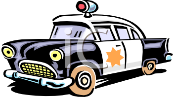 Car chase clipart image free download Police car pulling someone over clipart - ClipartFest image free download