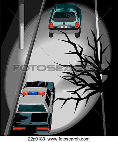 Car chase clipart freeuse download Clipart of car chase 22p0180 - Search Clip Art, Illustration ... freeuse download