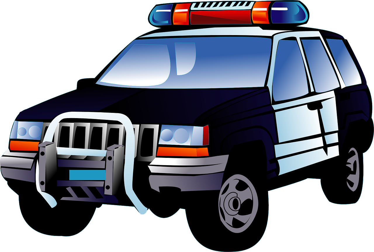 Towing car clipart vector freeuse download COLUMBIA SPY: Police car chase at speeds topping 100 mph ends with ... vector freeuse download