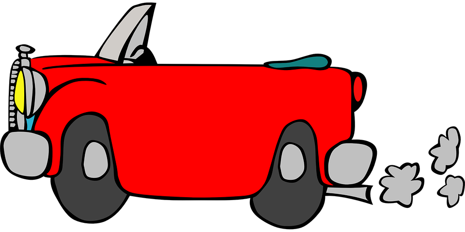 Car with smoke clipart image library download Simple Car Clipart at GetDrawings.com | Free for personal use Simple ... image library download