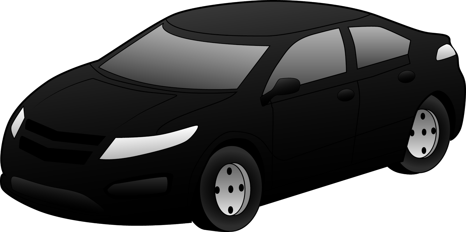 Car clipart black and white side view clipart royalty free download Image of car clip art cars clip art images free for - Clipartix clipart royalty free download