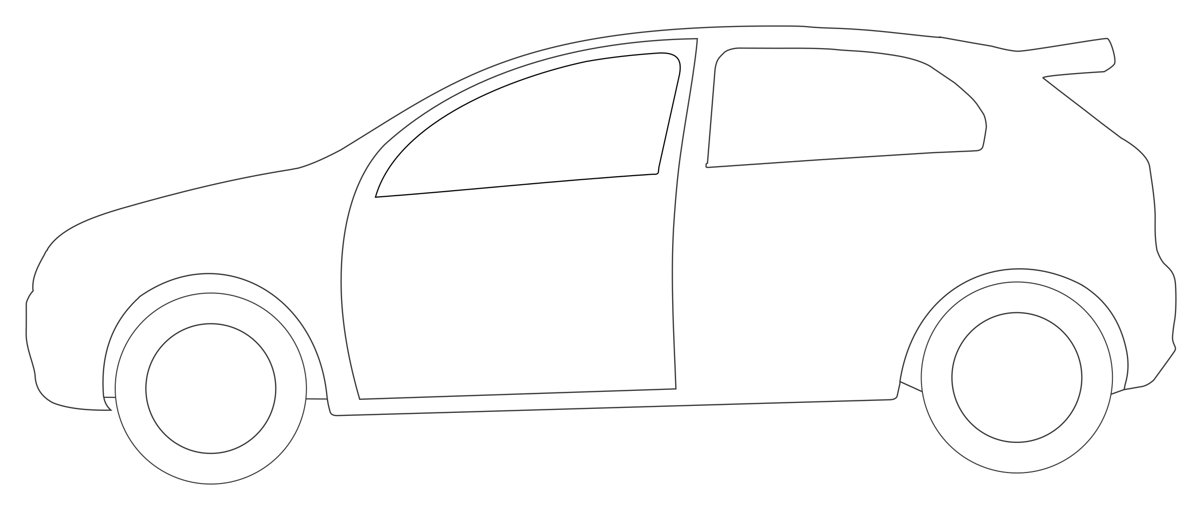 Car side view clipart clip free stock Clipart - Rally Car Side View Shape clip free stock