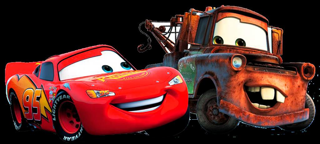 Car clipart disney graphic download Lightning McQueen & Mater | Scrapbooking Disney Characters ... graphic download