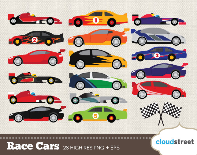 Car clipart for commercial use vector download Race Car Clip Art & Race Car Clip Art Clip Art Images - ClipartALL.com vector download