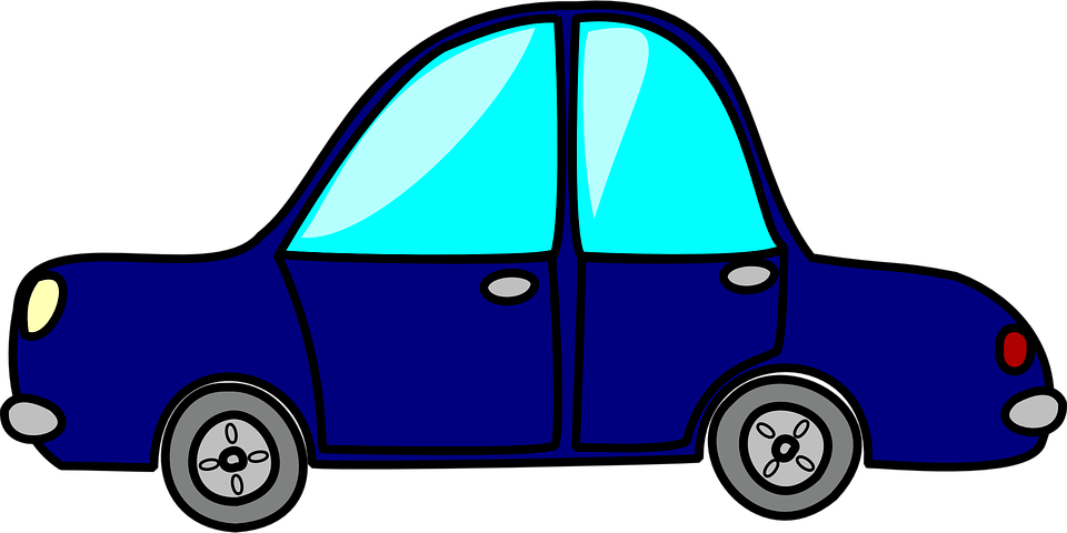 Free animated car clipart banner free library Blue Toy Car PNG Transparent Blue Toy Car.PNG Images. | PlusPNG banner free library