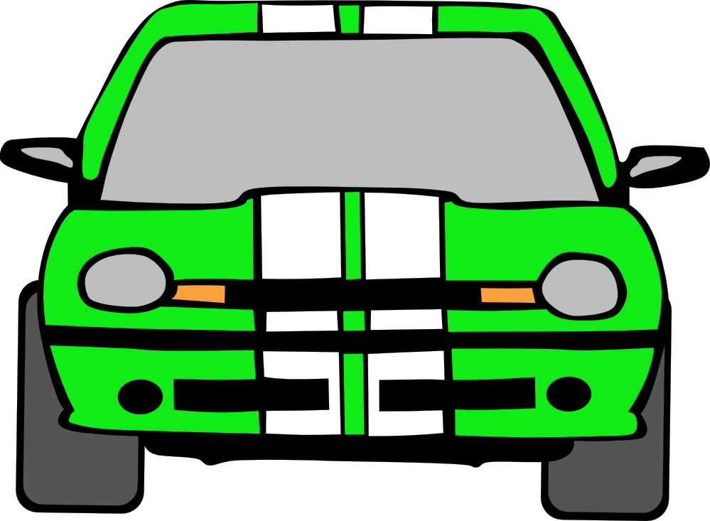 Car facing forward clipart picture library library Cars clipart clipart 2 - Clipartix picture library library
