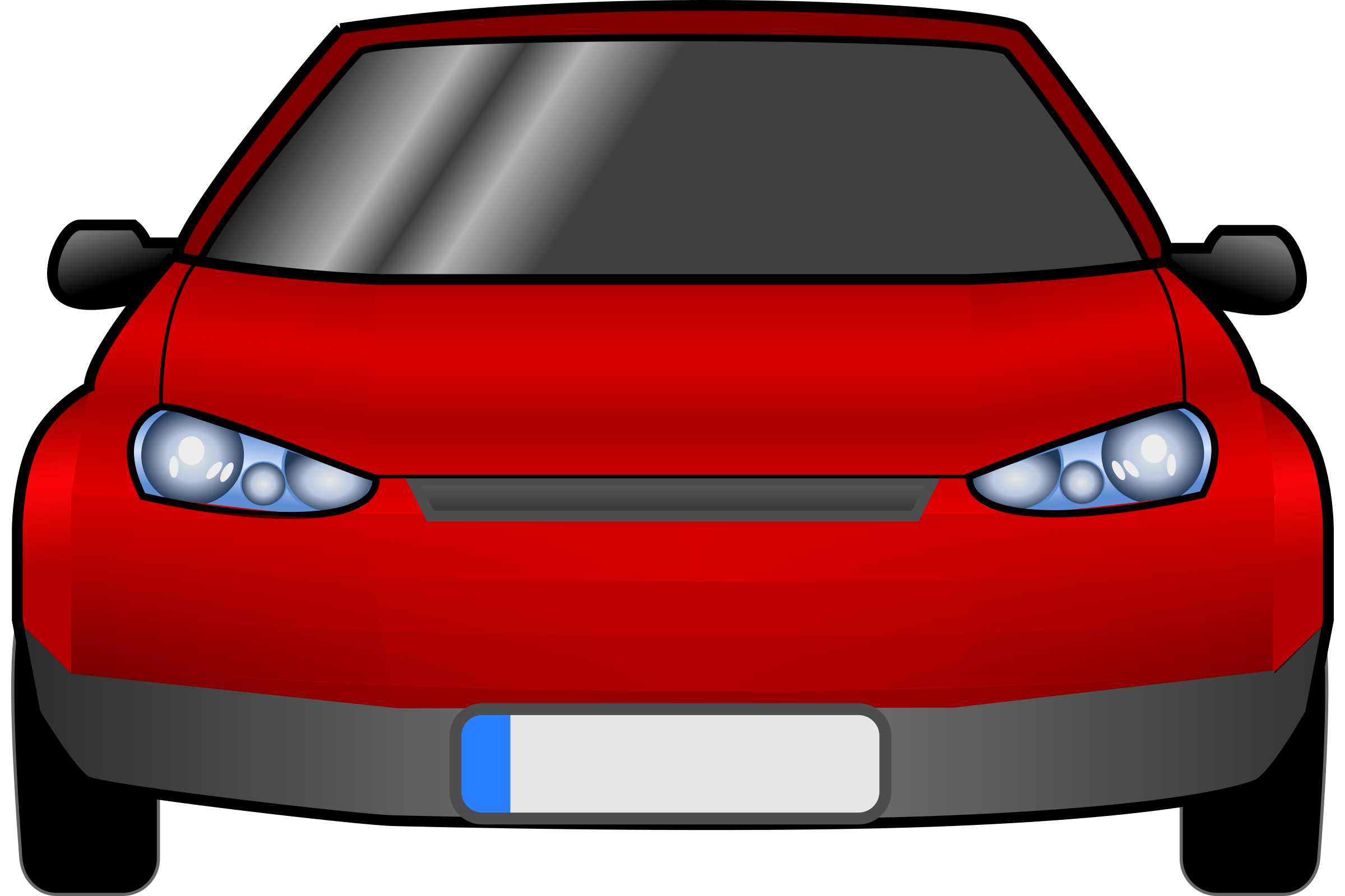 Car front clipart picture library library Clipart - car-front picture library library