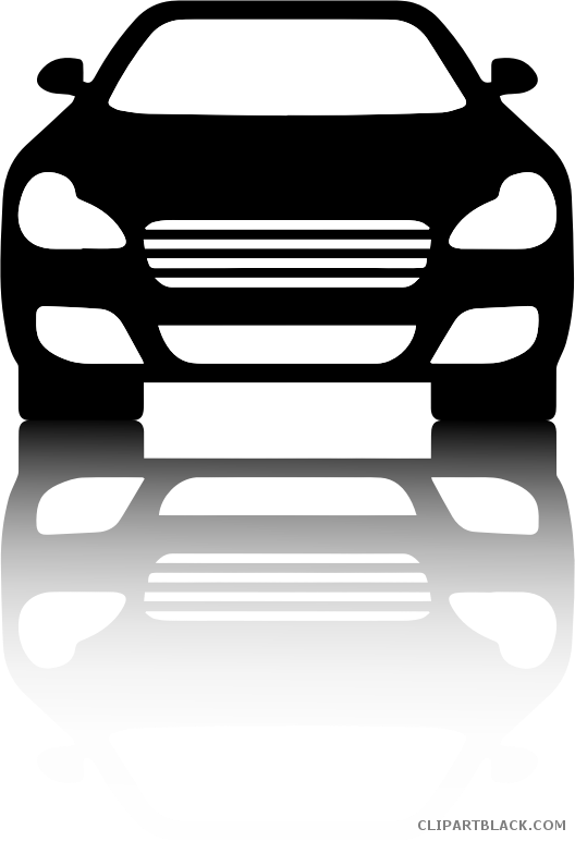 Car clipart front clip freeuse Car Front View Clipart - ClipartBlack.com clip freeuse