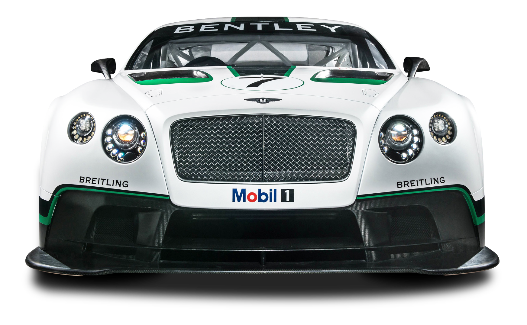 Car clipart front view graphic royalty free Bentley Continental GT3 R Car Front View PNG Image - PurePNG | Free ... graphic royalty free