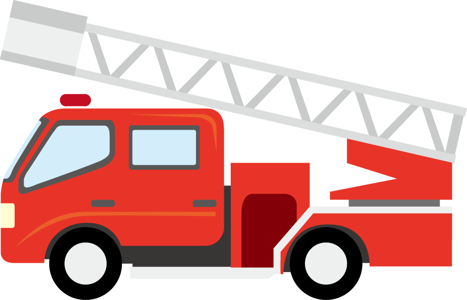 Car on fire clipart image library stock Fire Truck PNG Image - PurePNG | Free transparent CC0 PNG Image Library image library stock