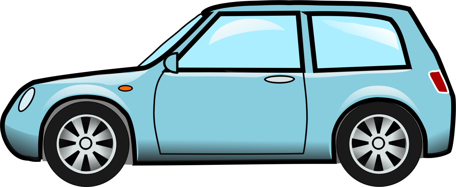 Image of a car clipart picture Clipart - car picture