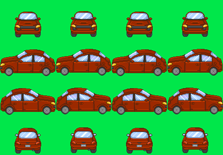 Car clipart sprite sheet jpg free HBGames.ORG • View topic - Car Sprite jpg free