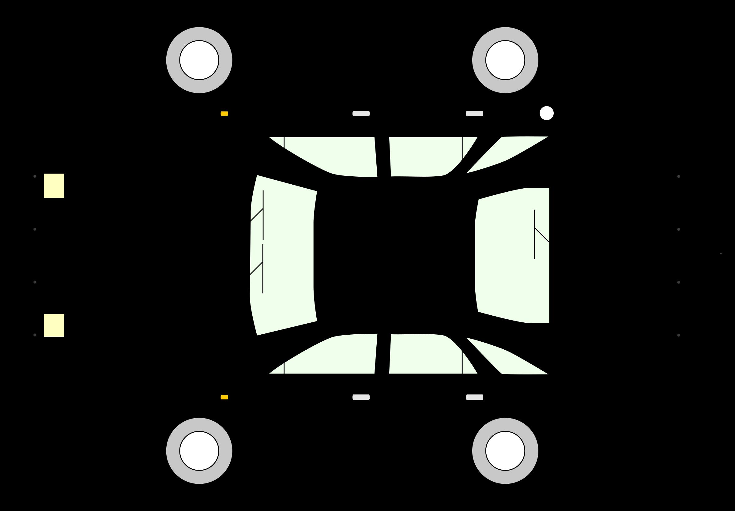 Car part clipart svg Clipart - unfolded car svg