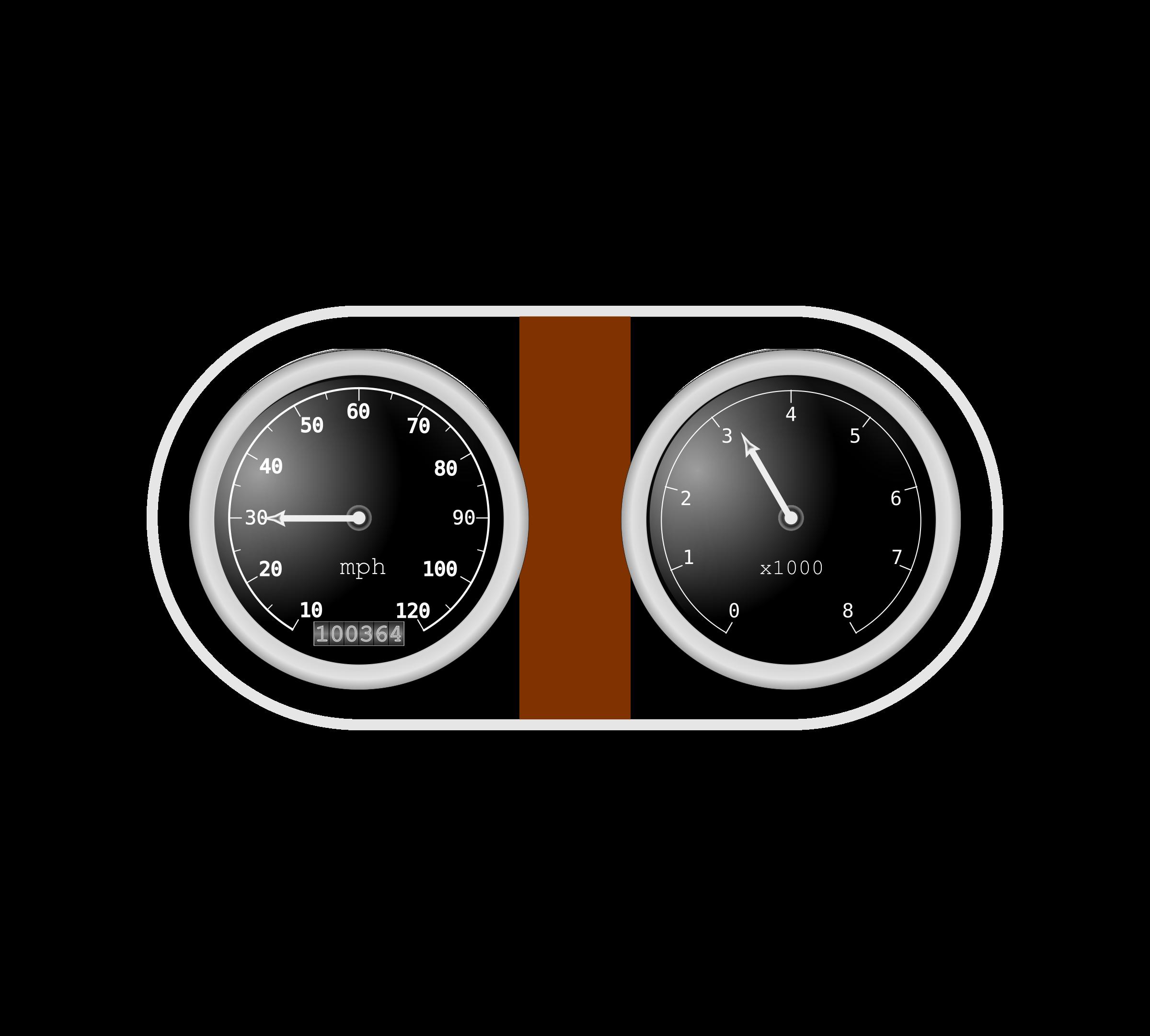 Car dashboard clipart jpg transparent Clipart - Car Dashboard jpg transparent