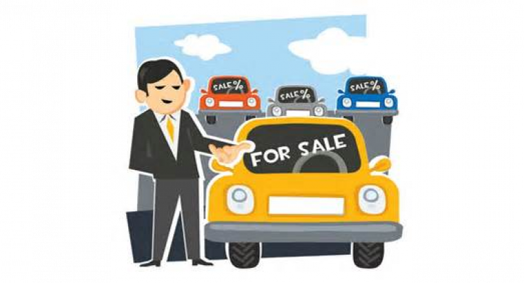 Car dealer clipart clip art black and white Survey Finds Nearly 90% of Consumers Believe Car Dealers Should Be ... clip art black and white