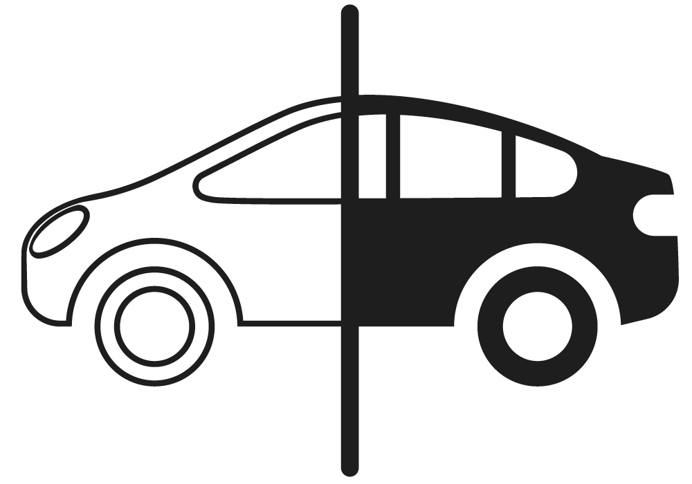Car insurance clipart image black and white stock Protect Your Vehicle - Easterns Motors image black and white stock