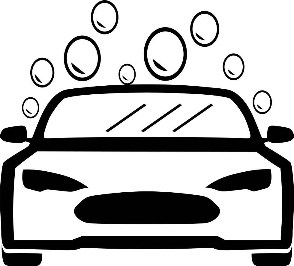 Car detailing clipart free jpg free Car Wash Clipart Black And White | Free download best Car Wash ... jpg free
