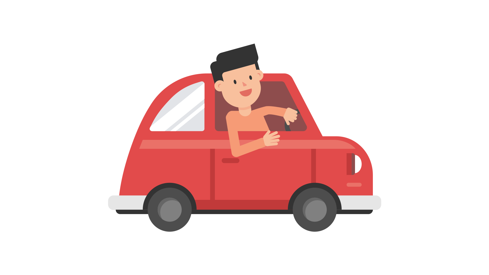 Girl driving car clipart banner transparent library PNG Driving Transparent Driving.PNG Images. | PlusPNG banner transparent library