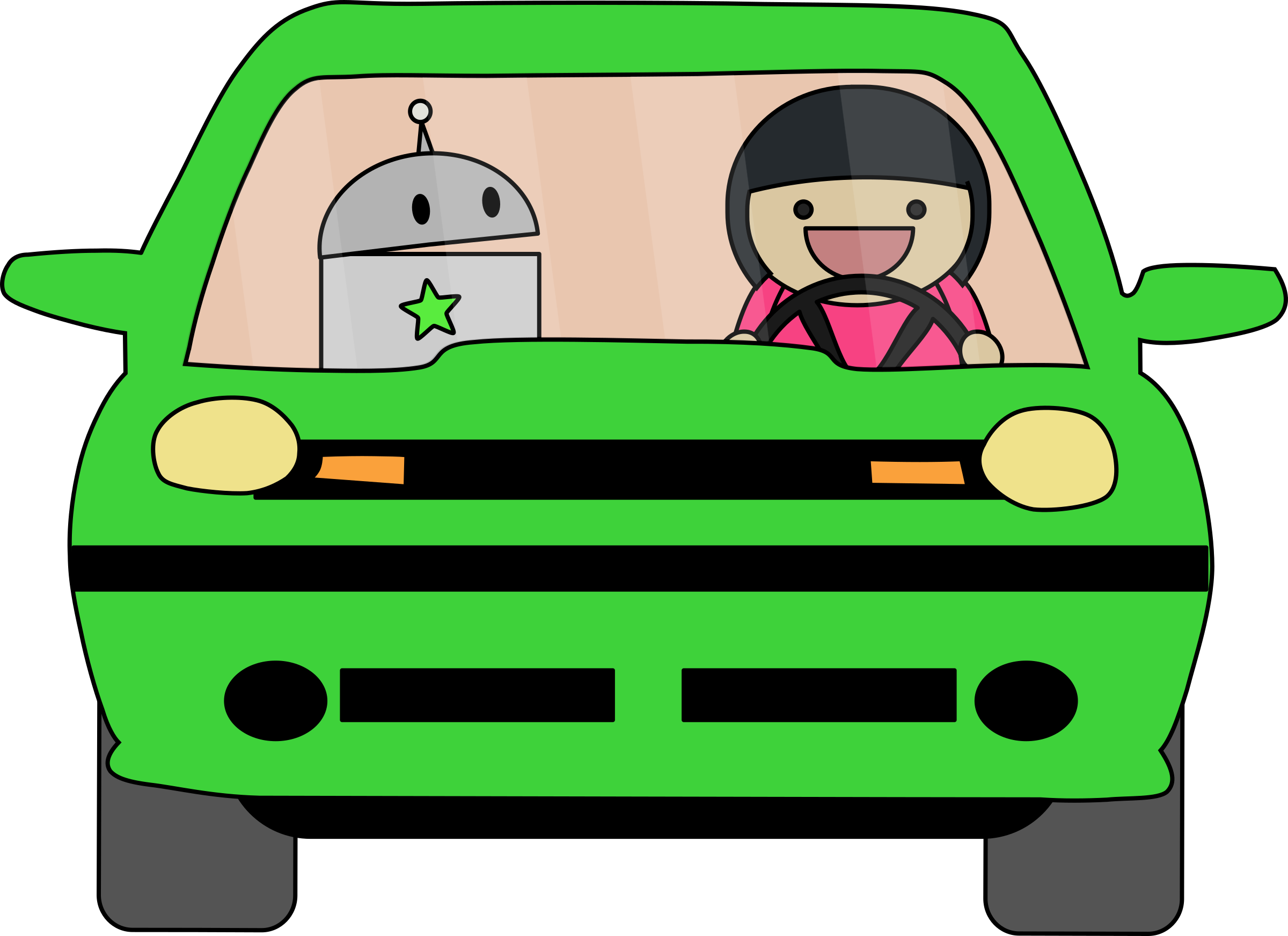 Car trip clipart image royalty free stock Clipart - Driving image royalty free stock