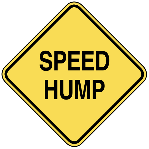 Car driving speed bump clipart image free stock Speed bump clipart - ClipartFest image free stock